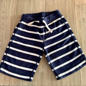 NWT Hanna Andersson Biker Shorts Girls Navy Blue